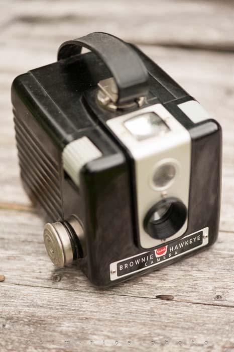 Yr4•283-365•Kodak Brownie Hawkeye
