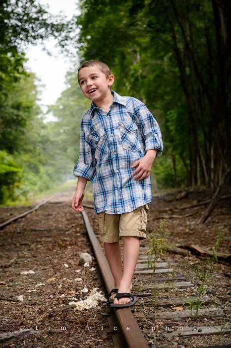 Yr4•336-365•Walk the Tracks