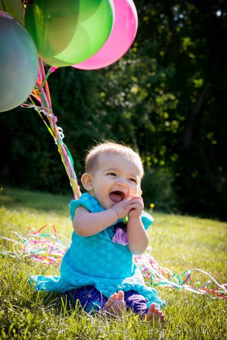 Yr4•341/365 Smile & Balloons September 7, 2013