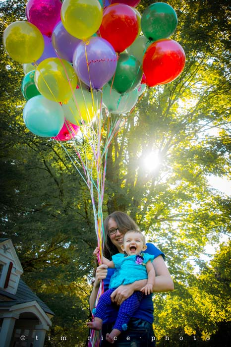 Yr4•340-365•Smile & Balloons