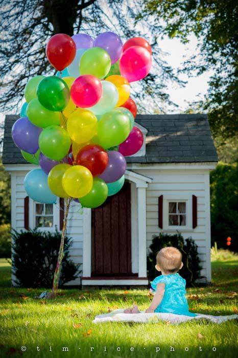 Yr4•342-365•Smile & Balloons