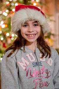 Yr5•097-365•1546•Family in Santa Hats