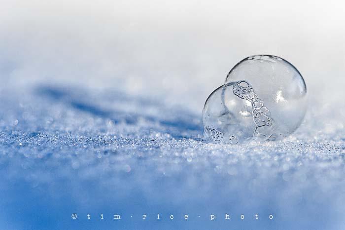 Yr5•095-365•1556•Frozen Bubbles
