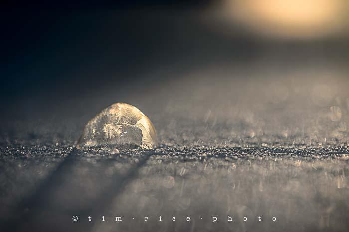 Yr5•099-365•1556•Frozen Bubbles