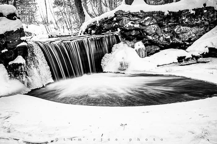 Yr5•136-365•1593•A Winter Falls