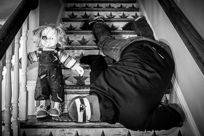 Yr5•200/365•1661 Chucky Time April 19, 2014