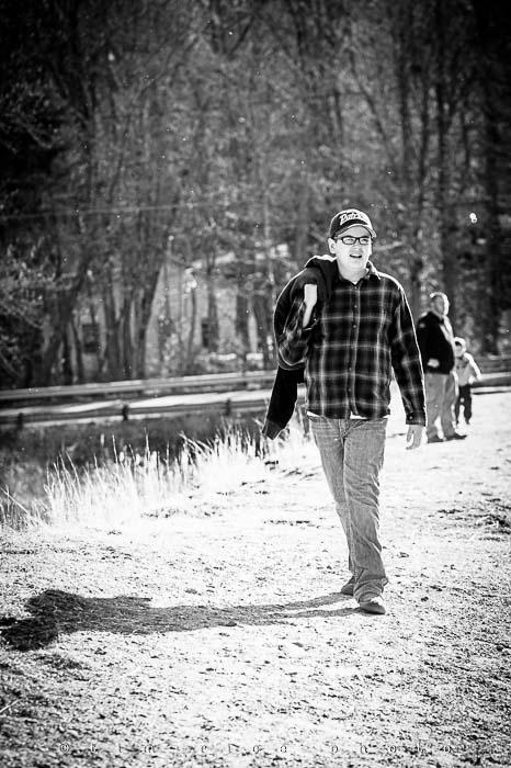 Yr5•203/365•1664 Walking April 22, 2014