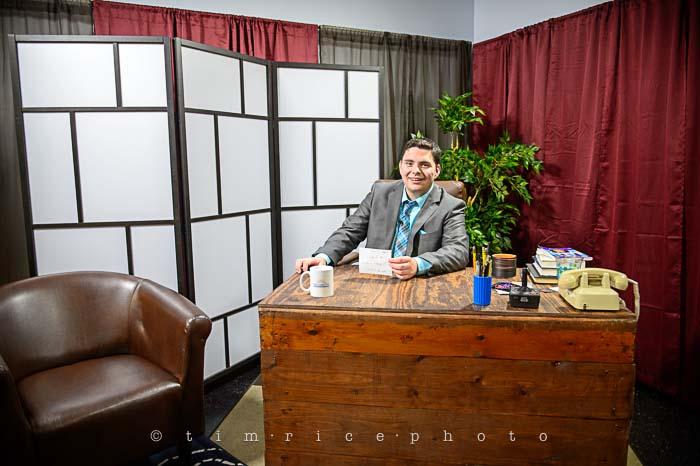 Yr5•238-365•1690•Talk Show with RJ Sheedy