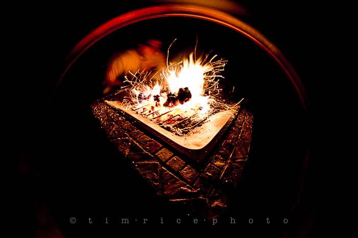 Yr5•248/365•1709 Firepit June 6, 2014