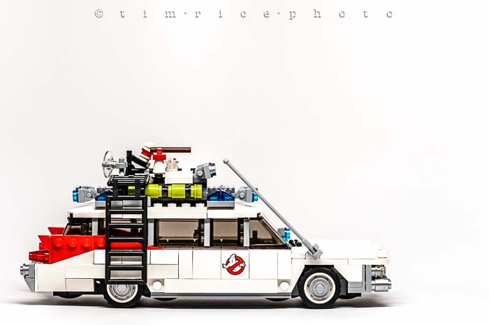 Yr5•249/365•1710 The Ecto-1 June 7, 2014