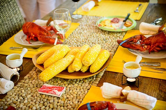 Yr5•278-365•1725•Summer Dinner