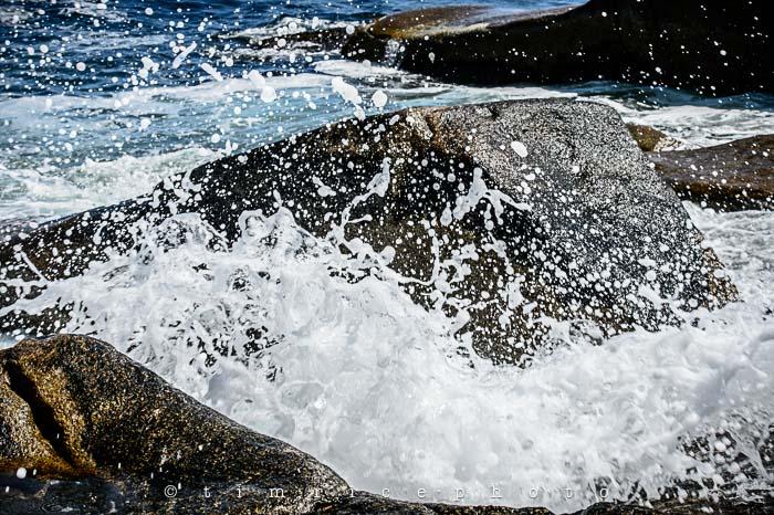 Yr5•318-365•1778•Ocean meets Rocks