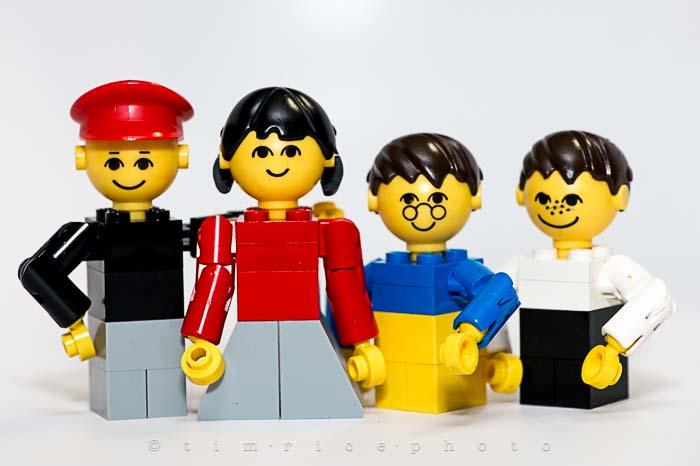 Yr5•324/365•1785•Lego Family Portrait 1976 August 21, 2014