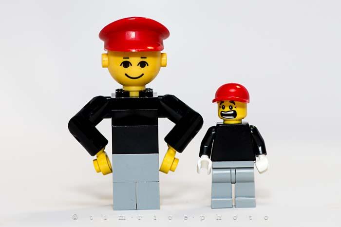 Yr5•326-365•1784•Lego Family Portrait 1976