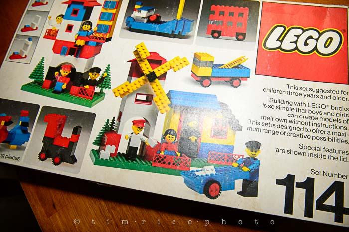 Yr5•328-365•1784•Lego Family Portrait 1976