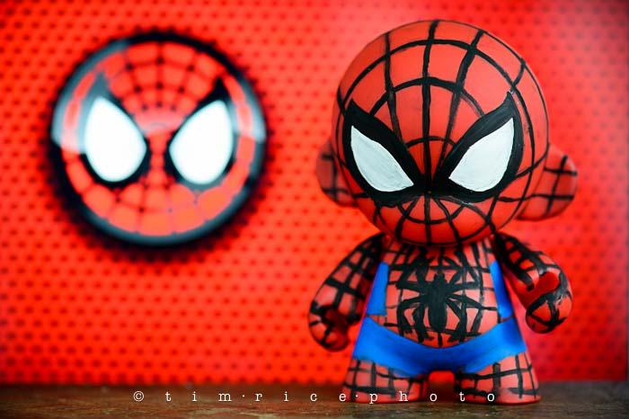 Yr5•341/365•1802 The Custom Spider-Man September 6, 2014