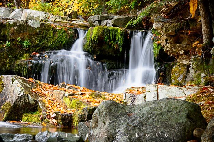 Yr6•008-365•1830•Jackson Falls in the Rain