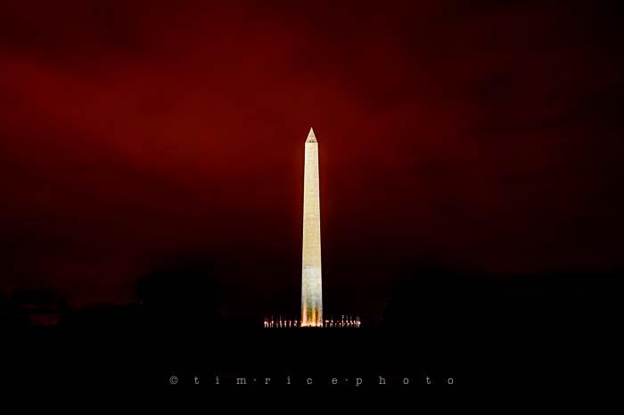 Yr6•012/365•1838 Washington on Red October 12, 2014