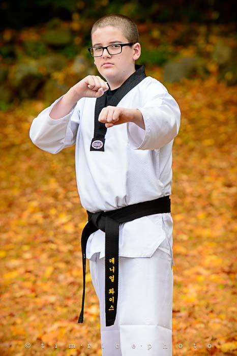 Yr6•018/365•1844 The Black Belt October 18, 2014