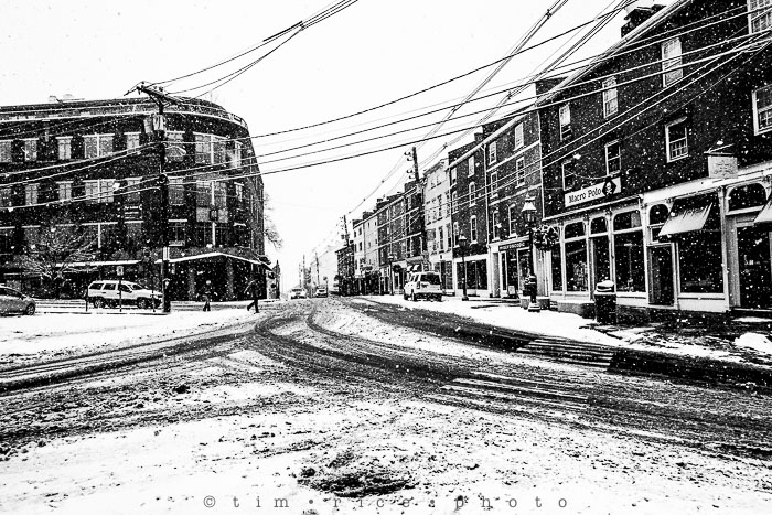 Yr6•117/365•1942 Portsmouth in Snow January 25, 2015