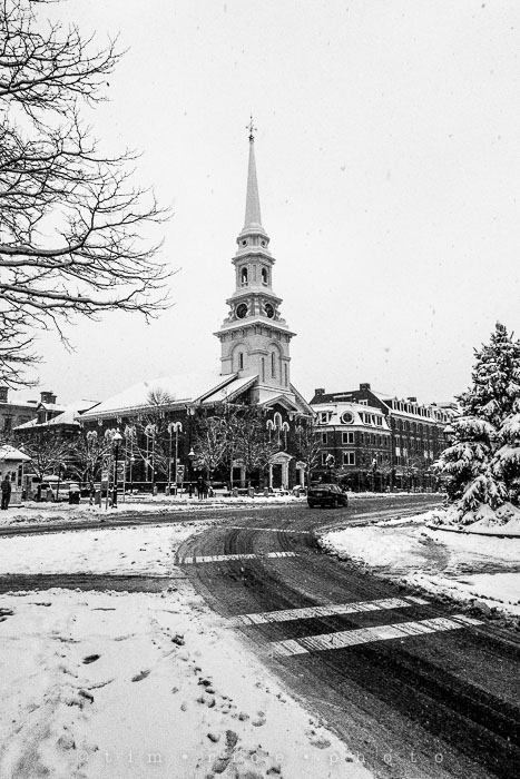 Yr6•119-365•1942•Portsmouth in Snow