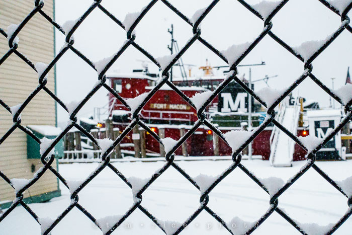 Yr6•124-365•1942•Portsmouth in Snow
