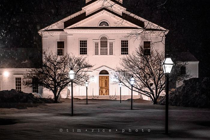Yr6•152/365•1978 Church in Snow March 1, 2015