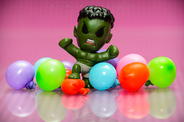 Hulk Smash Party