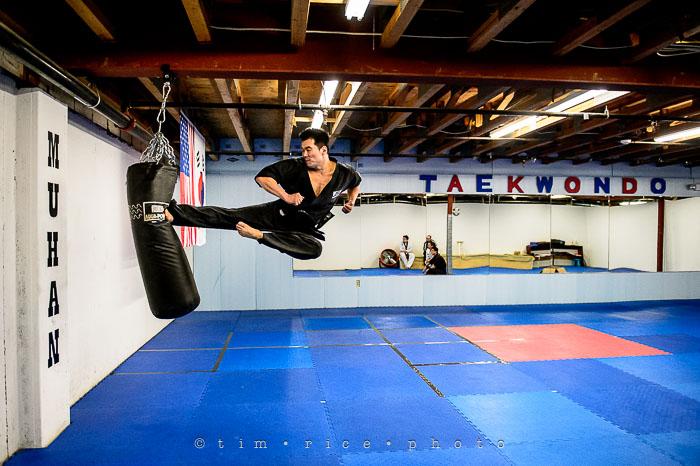 Yr6•186/365•2013 Muhan Taekwondo April 4, 2015