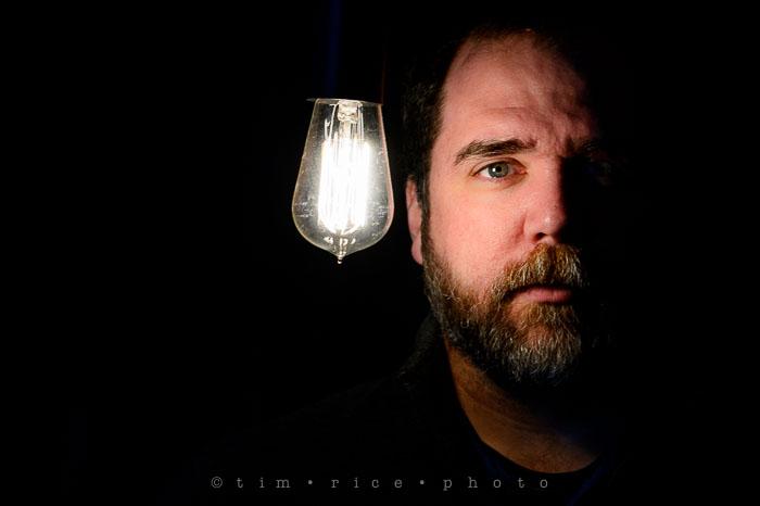 Yr6•207-365•2033•One Bulb with Dan