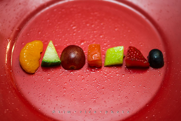 Yr6•280/365•2100 Playing with Food July 7, 2015