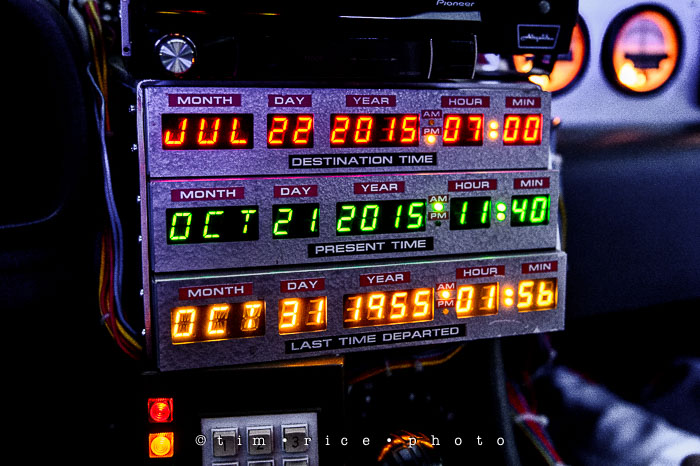 Yr6•295/365•2121 Back to the Future July 22, 2015