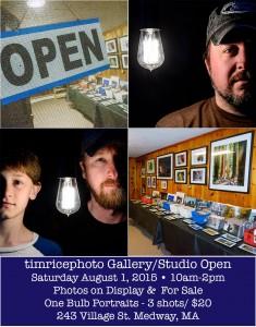 trp Studio Open