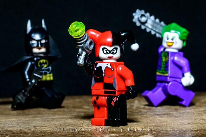 Yr6•309-365•2135•Harley, Joker, Harley