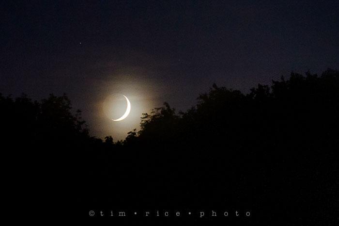 Yr6•351-365•2177•A Hazy Moon