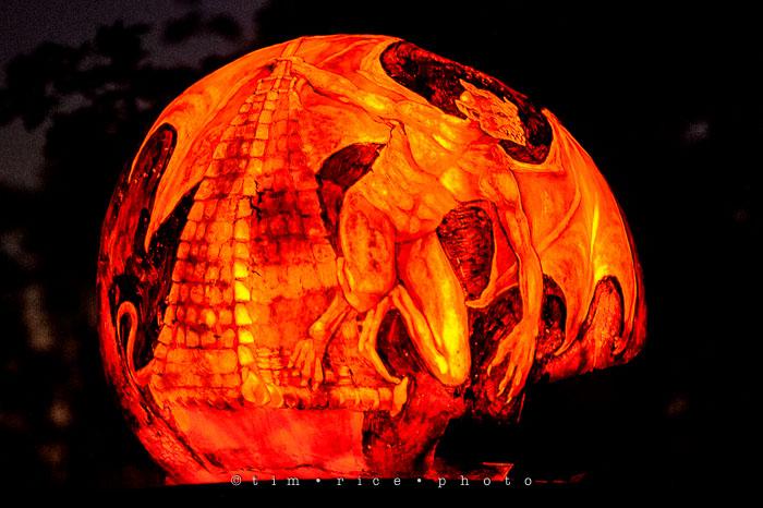 Yr7•014-365•2204•Jack O'Lantern Spectacular