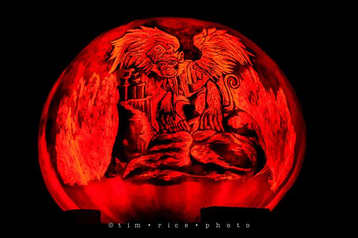 Yr7•025-365•2204•Jack O'Lantern Spectacular