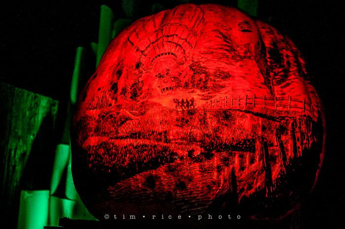 Yr7•027-365•2204•Jack O'Lantern Spectacular