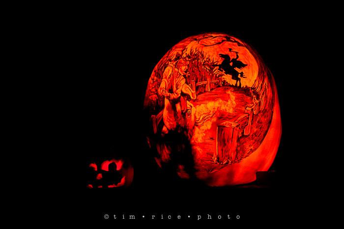 Yr7•043-365•2204•Jack O'Lantern Spectacular