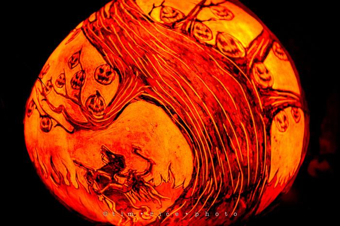 Yr7•044-365•2204•Jack O'Lantern Spectacular