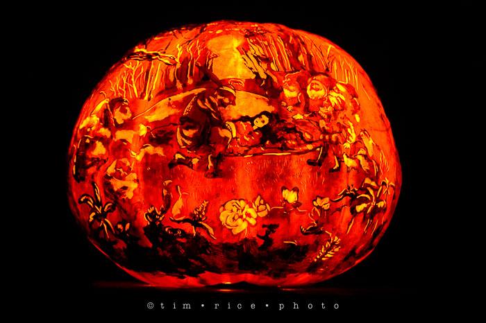 Yr7•049-365•2204•Jack O'Lantern Spectacular