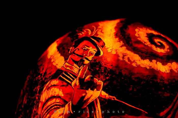Yr7•053-365•2204•Jack O'Lantern Spectacular