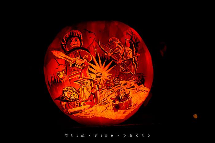 Yr7•075-365•2204•Jack O'Lantern Spectacular