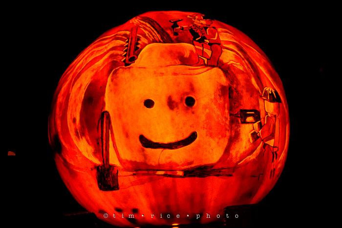 Yr7•076-365•2204•Jack O'Lantern Spectacular