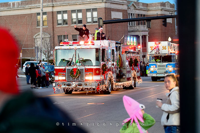 Yr7•074-365•2258•The Milford Santa Parade
