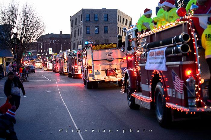 Yr7•075-365•2258•The Milford Santa Parade