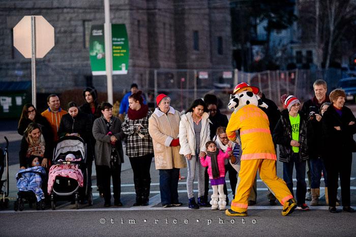 Yr7•077-365•2258•The Milford Santa Parade