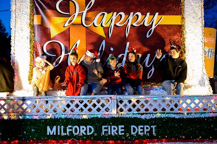 Yr7•078-365•2258•The Milford Santa Parade