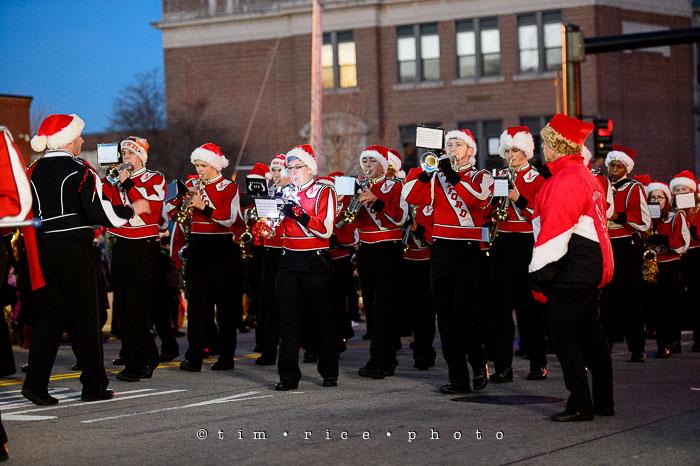 Yr7•079-365•2258•The Milford Santa Parade