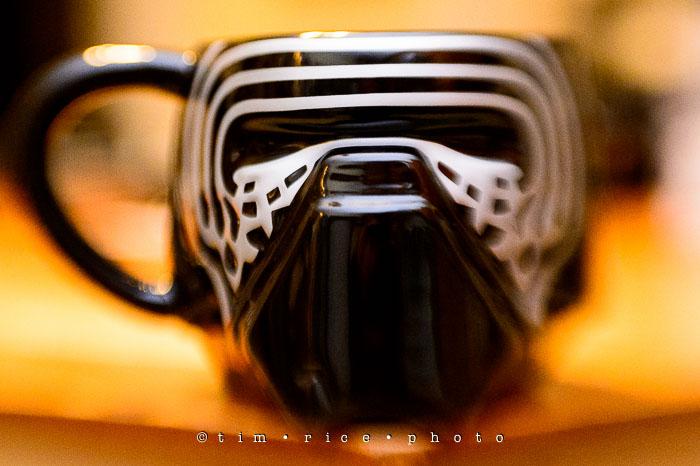 Yr7•080/365•2279 Kylo Ren's Mug December 18, 2015
